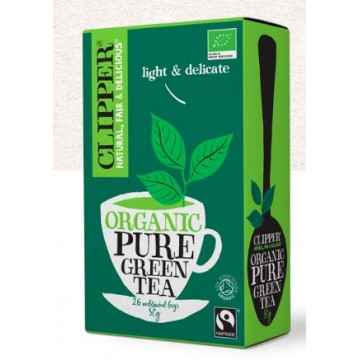 Clipper Organic Pure Green...