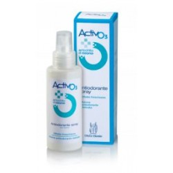 Activo2 Antiodorante Spray